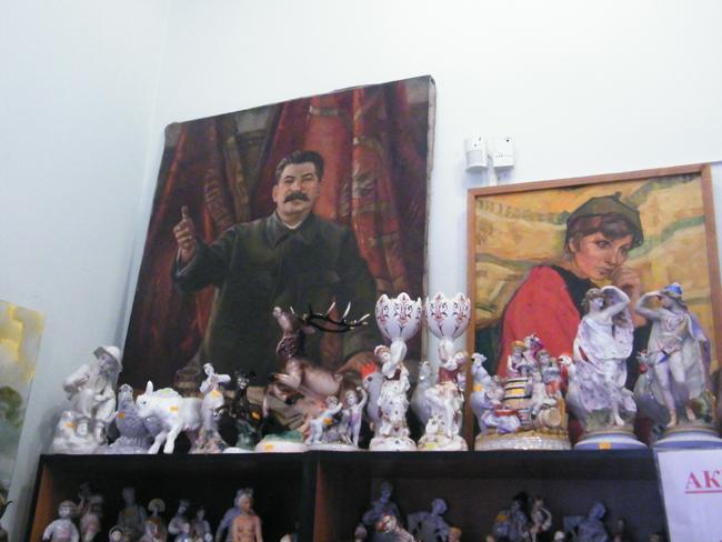 Иконы советского времени.