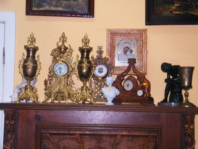 Иконы досоветского времени