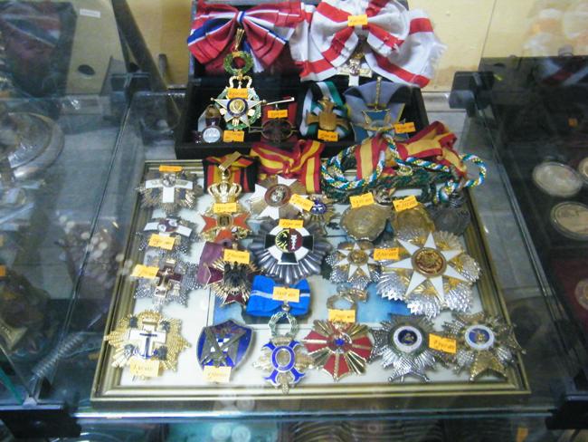 Ордена и награды со всего мира