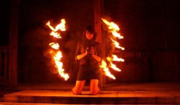 Укротительница огня