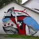 В Витебске появляются новые граффити