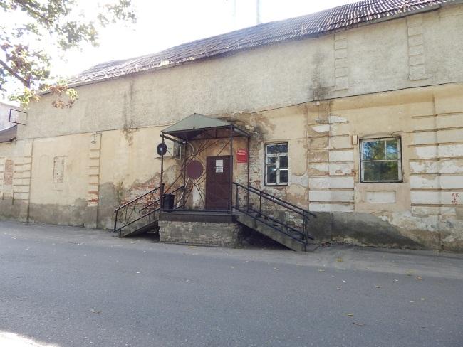 Магазин живого пива на улице Ильинского.