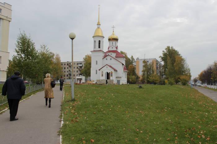 """Здесь стоял самолет Ту-134, в котором находился кинотеатр """"Полет"""""""