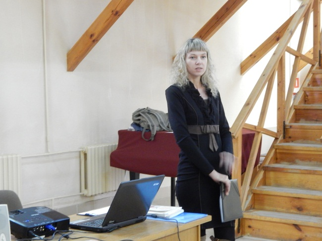 Татьяна Владимирова