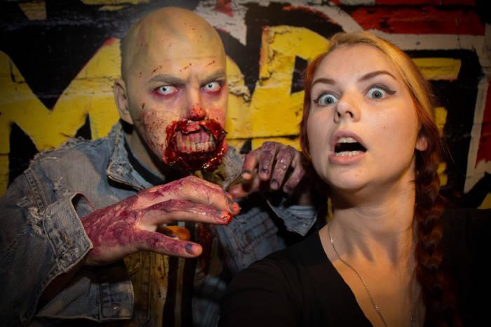 Зомби атакует!
