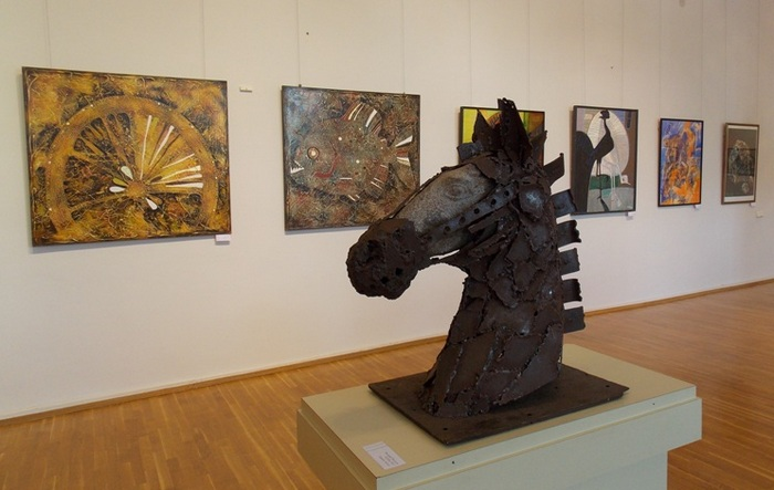 Валерий Малахов. Конь. 2011 г.