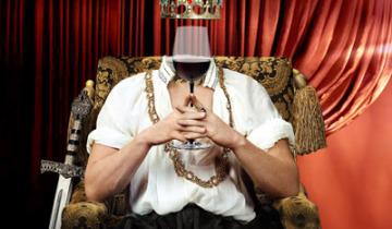 Заствака - королевский тост