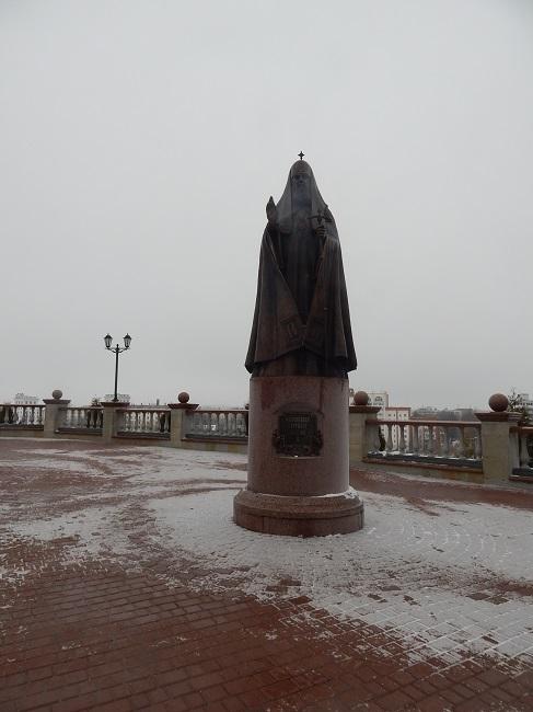 Памятник Алексию.