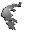 Греция тень