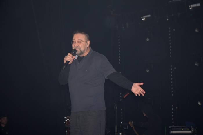 Шевчук приветствует витебскую публику
