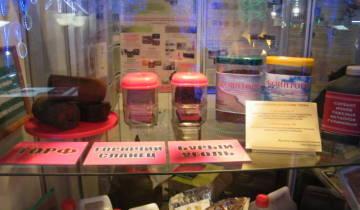 Фото торф на выставке