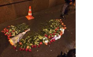 место убийство немцов цветы
