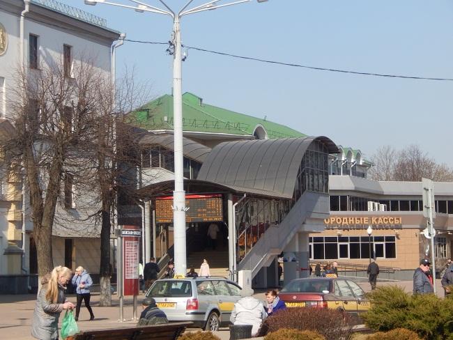 Вокзал - хлебное место для таксиста!