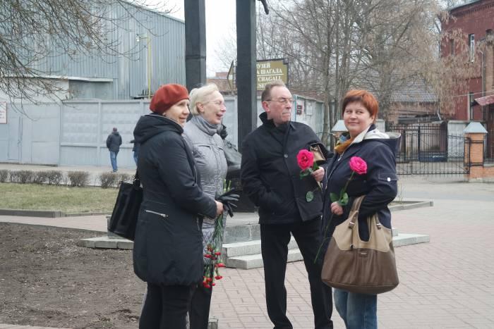 В родном городе Шагала никогда не забудут