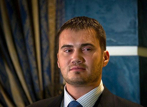 Виктор Янукович-малдший