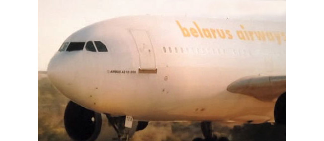 belarus airways
