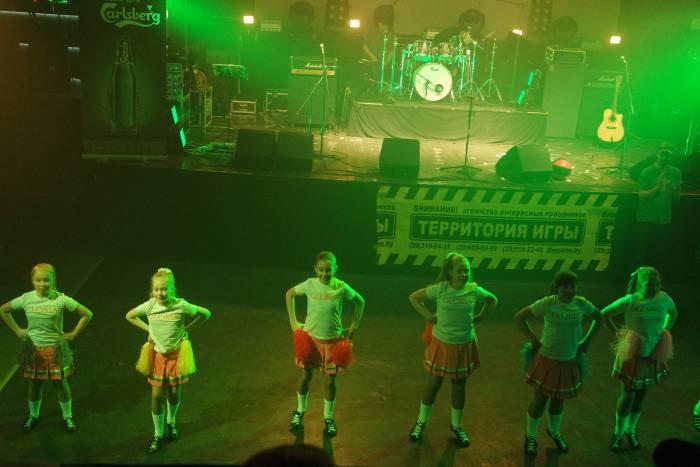 Танцевальный ансамбль «Gloria»
