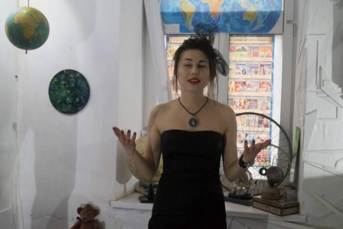Анна Зарако и ее мифопоэтическая философия