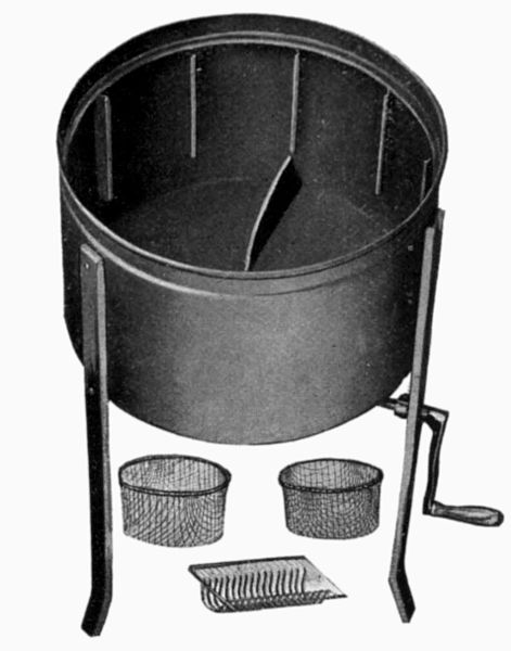 Так выглядела прабабушка современных посудомоечных машин
