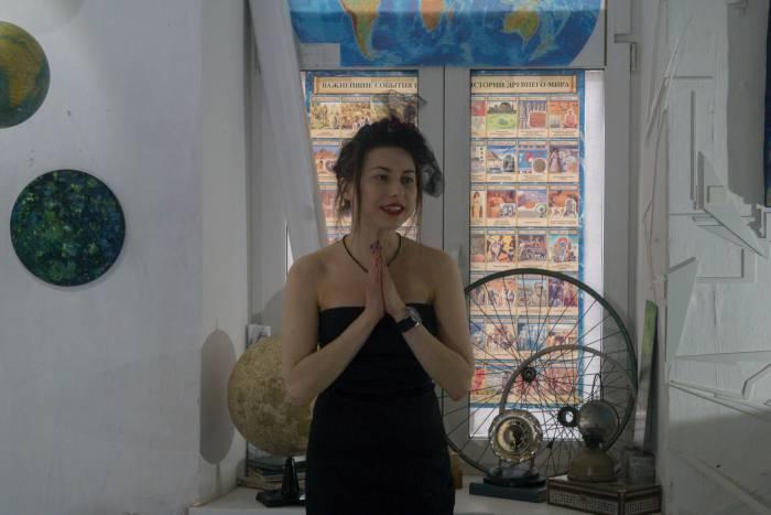 Анна Зарако