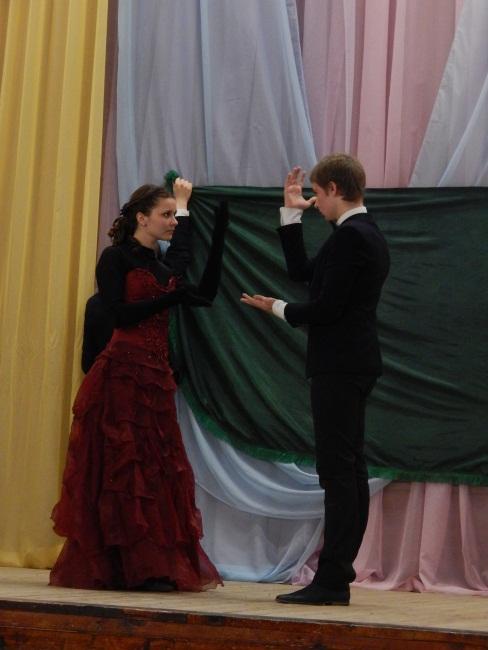 Графиня и Германн.