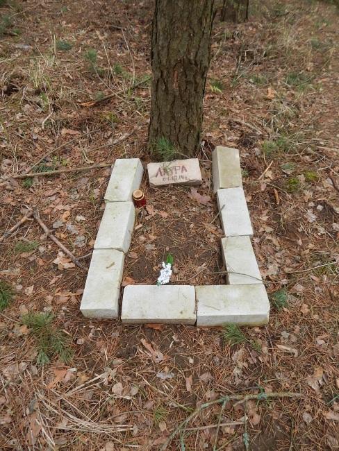 Памятники разрушили, но память-то осталась.