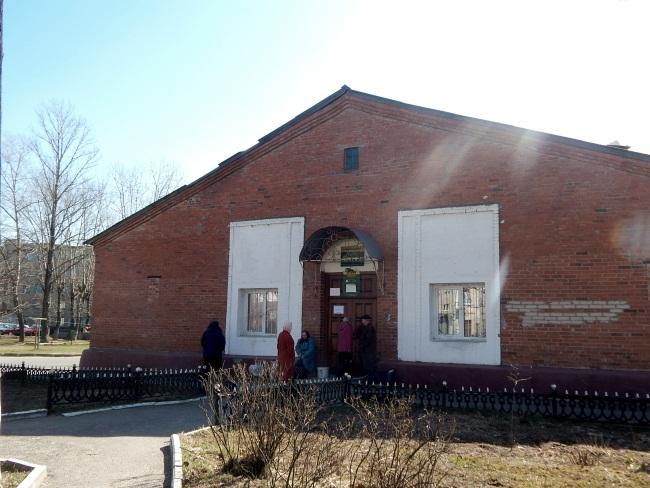 Сюда за легким паром спешат многие жители Гагарина.