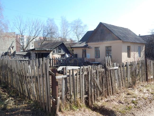 Дом Сергея Голубева.