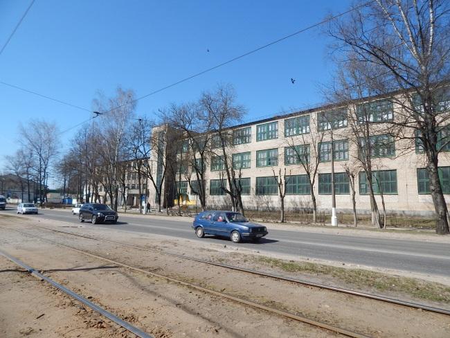 Витебский приборостроительный завод в прошлом был игольной фабрикой.