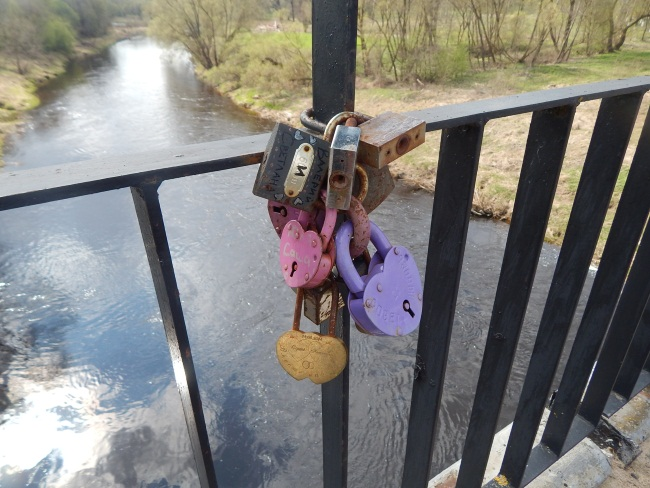 И в Оболи живут романтики!