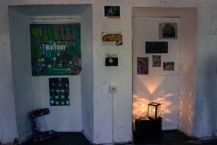 Дизайн комнаты, созданная атмосфера являются необходимыми компонентами выставки