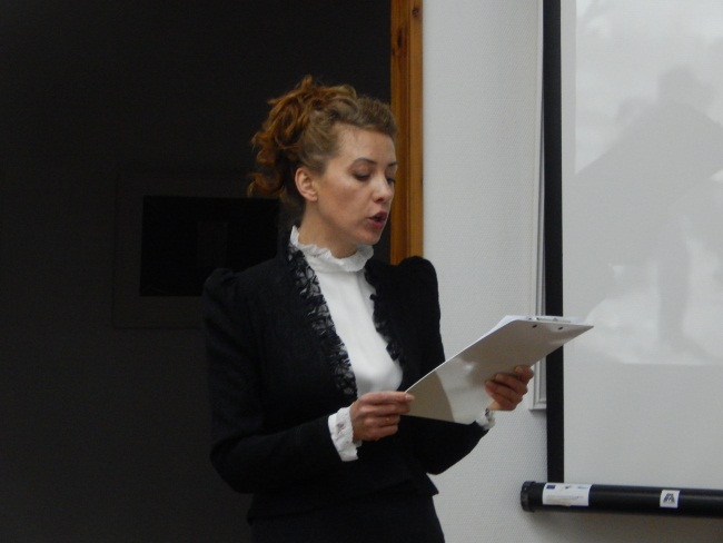 Ирина Тишкевич вспоминает 1915-й год