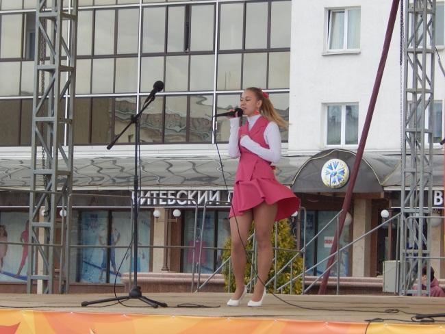 Песни о любимой Беларуси.