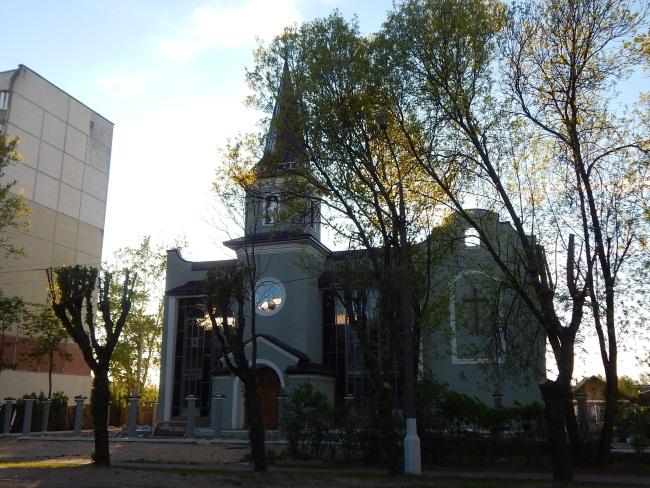 Костел Святого Антония.