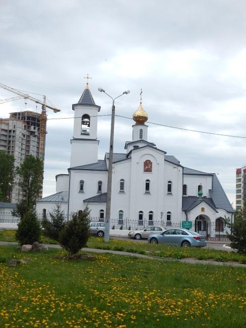 В Свято-Георгиевском храме собираются трезвенники.