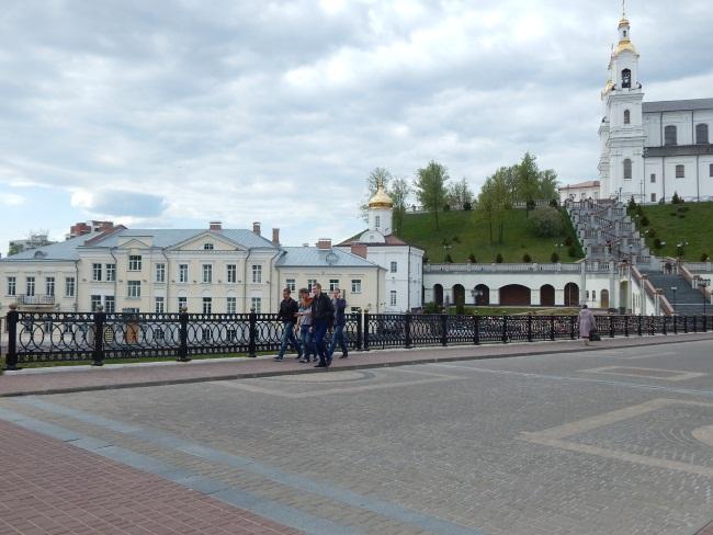 Идеальное место для влюбленных - Пушкинский мост.