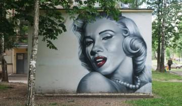 Мэрилин Монро, фотомодель, киноактриса, певица и секс-символ XX века, самая известная блондинка в мире