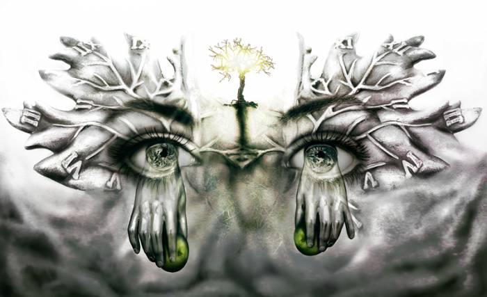 "Денис Правда ""Tree of a real"""