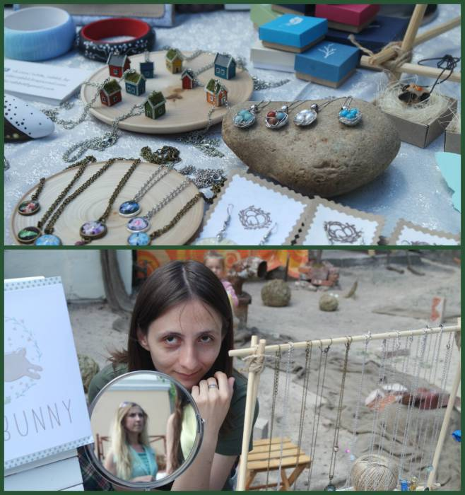 """Природные мотивы и этно в мастерской """"Nyth"""" Екатерины Ковалевской"""