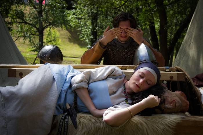 Спящая красавица. Фото: Дмитрий Довгулевич
