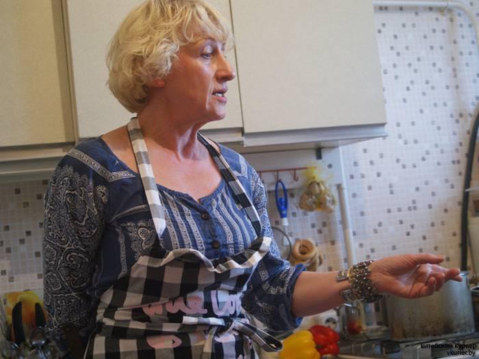 Ирина - мастер аюрведической кулинарии.