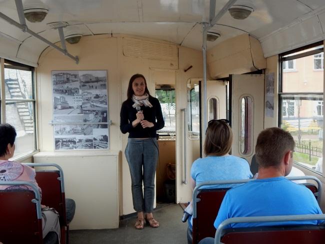 Виктория Харкевич приглашает на экскурсию.