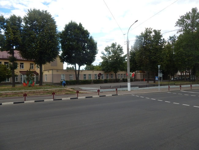 Остановка улица Димитрова.
