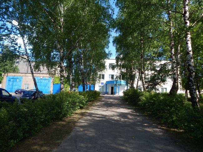 Улица Полярная - идеальное место для предприятия холодильного.