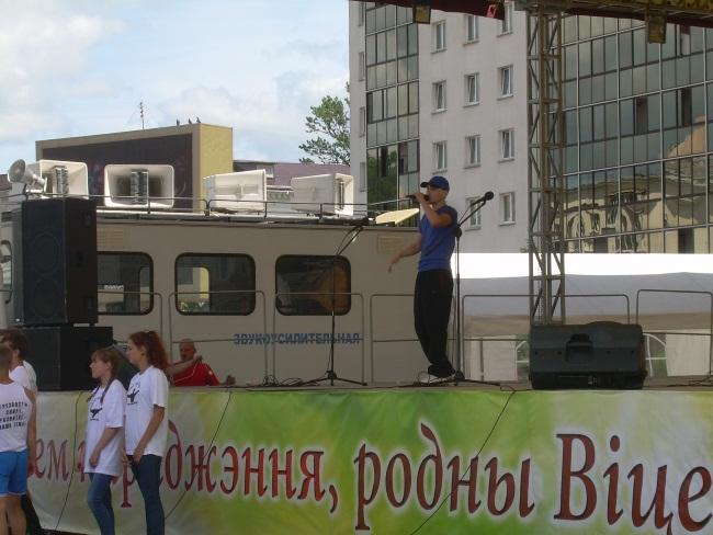 За трезвый Витебск!