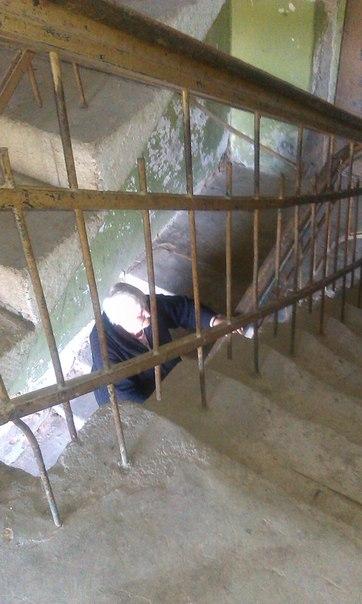 На второй этаж подниматься уже тяжело.