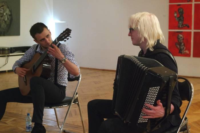 """Витебск будет ждать новых встреч с группой """"The Unlimited Trio"""""""