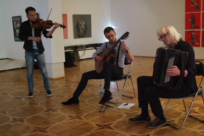 "Группа ""The Unlimited Trio"""