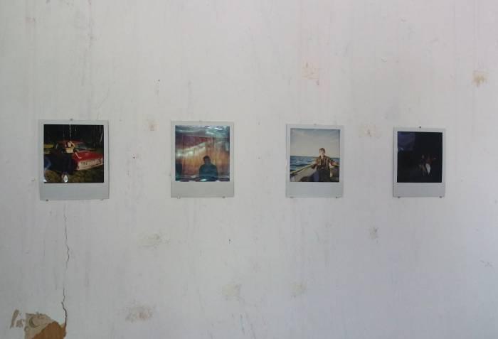 Шестая категория снимков, на них доминируют объекты заднего плана, превращая реальность в абстракцию