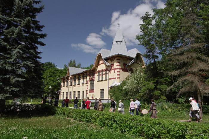 Земледельческая школа. Фото Александра Артемьева